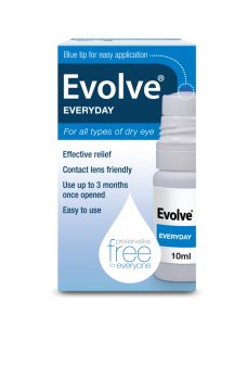 Evolve Everyday 10ml EyeDrops