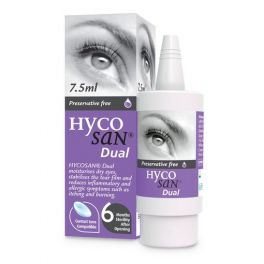 Hycosan Dual - Preservative Free Eyedrops