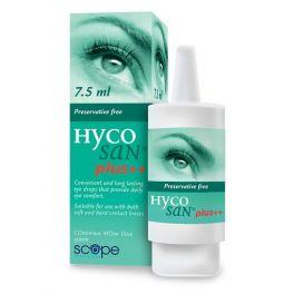 Hycosan Plus - Preservative Free Eyedrops