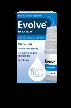 Evolve Everyday 10ml EyeDrops