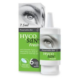 Hycosan Fresh - Preservative Free Eyedrops